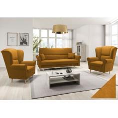 Zestaw LOFT kanapa fotele