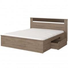 Łóżko 160/200 - LATTE
