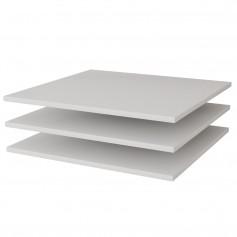 Półki białe