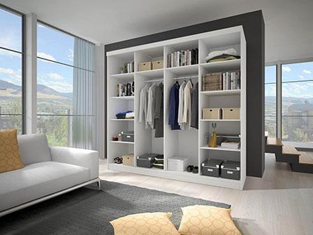 szerokość szafy 233